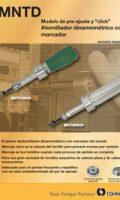 Atornillador dinamométrico con marcador TOHNICHI