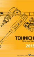 Catálogo general TOHNICHI