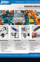 Industria automotriz JEMMS