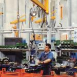 Usos balanceadores de herramientas línea de producción